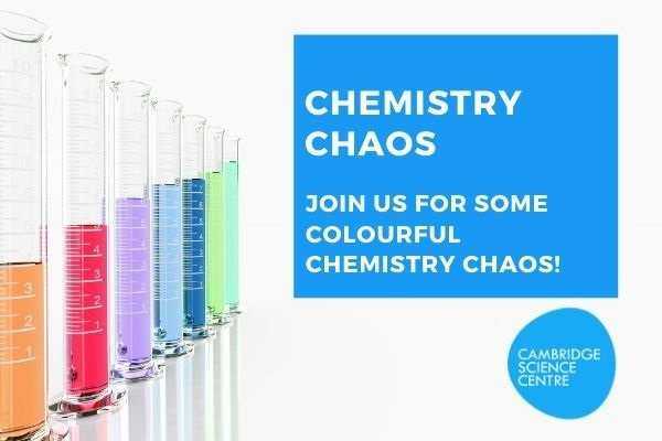 Home Educators Session – Colourful Chemistry Chaos