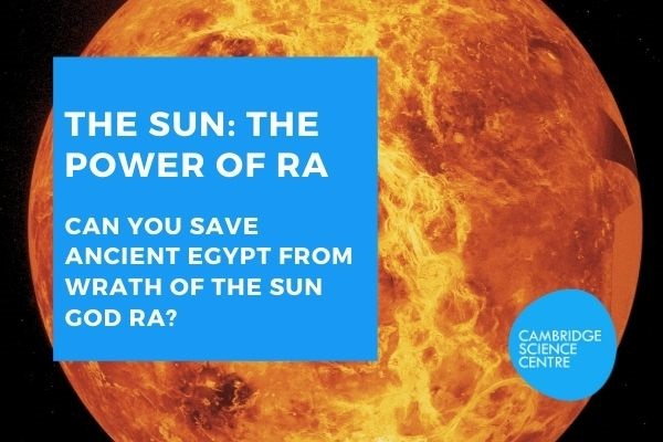 Home Educators Session – The Sun – The Power of Ra