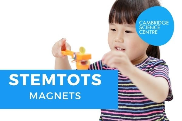 STEMtots – Magnets and movement