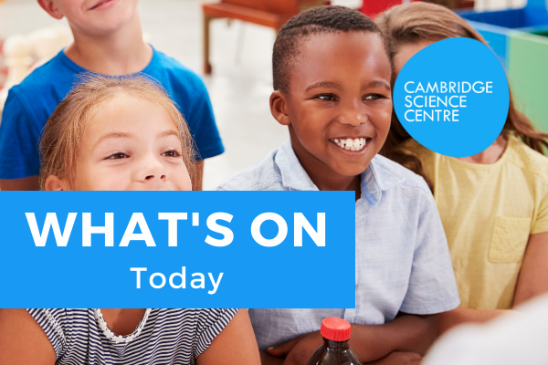 What's on today…