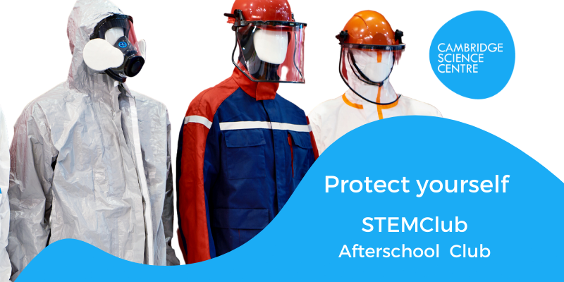 STEMclub – Surviving the apocalypse – Protect yourself
